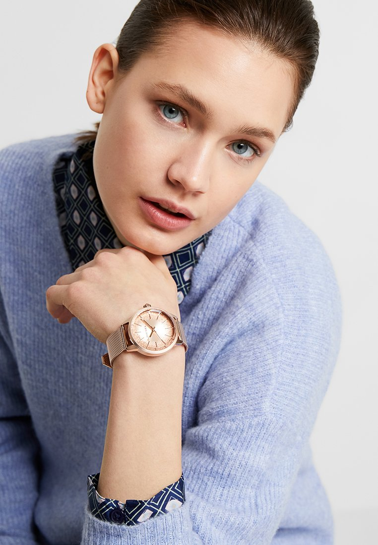 Diesel - CASTILIA - Watch - roségold-coloured