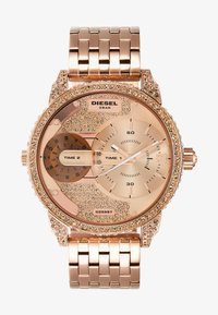 Diesel - MINI DADDY - Horloge - rose gold - 1