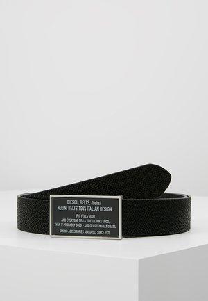 """""""-"""" B-LAZISE - BELT - Belte - black"""