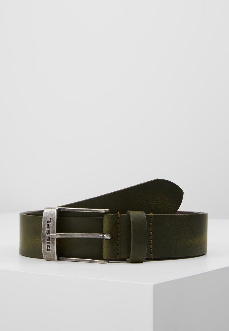 "Diesel - ""-"" B-TOMBOLO - BELT - Belt - ivy green"