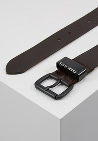 Diesel - B-ZANO - BELT - Pásek - dark brown - 2
