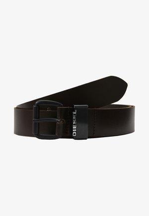 B-ZANO - BELT - Cintura - dark brown