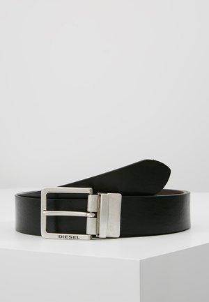 B-SNESS - BELT - Belt - black/brown