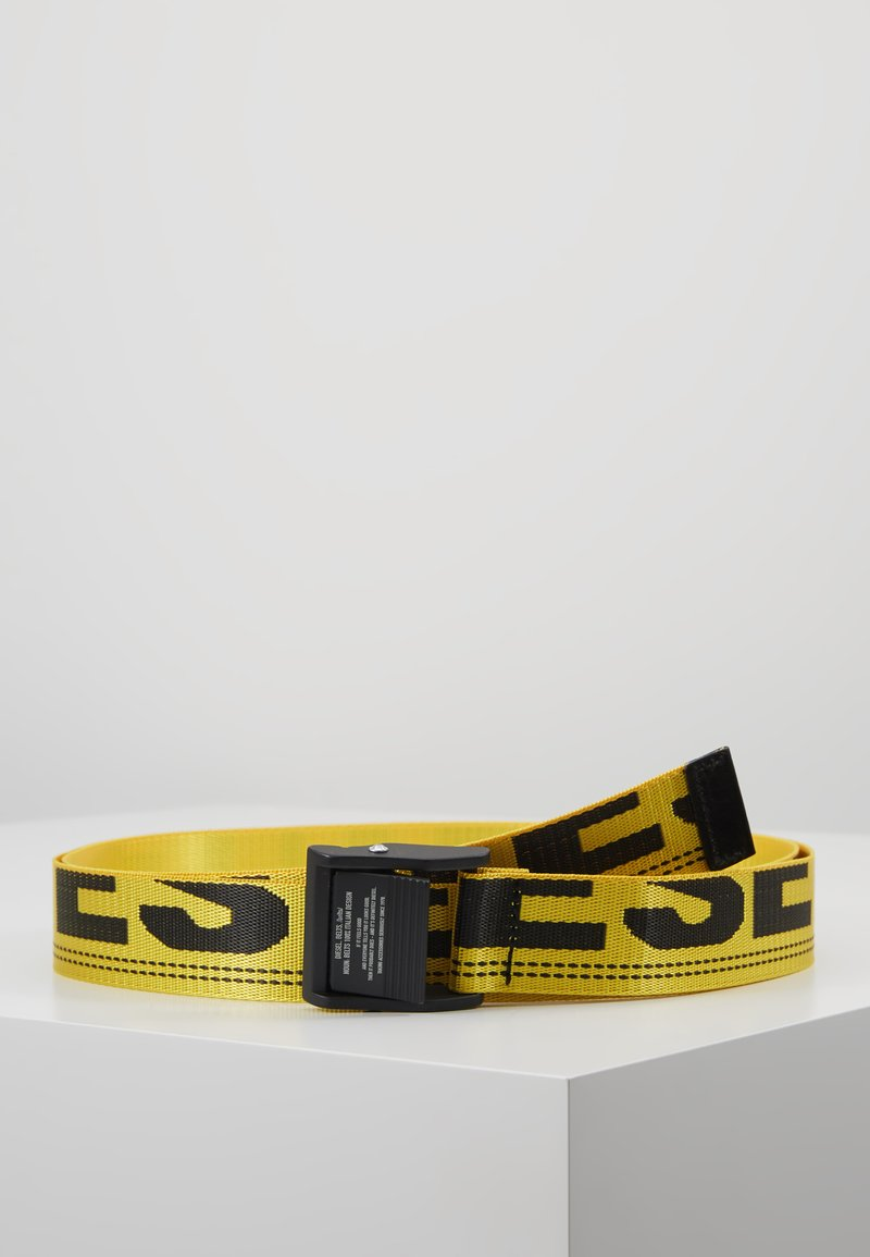 Diesel - MASER BELT - Belt - lemon