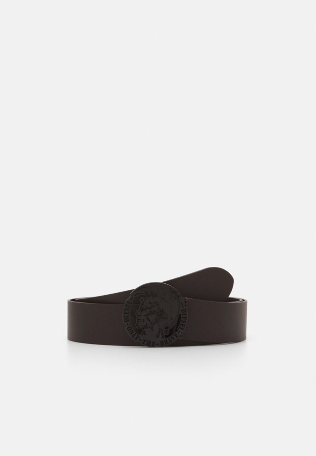 TARZO BELT - Skärp - brown