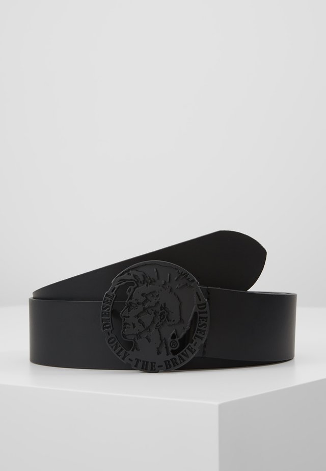 TARZO BELT - Vyö - black