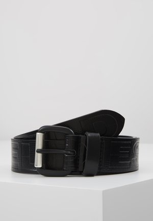 B-CERRO - BELT - Vyö - black