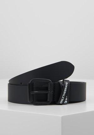 B-CROS - BELT - Vyö - black
