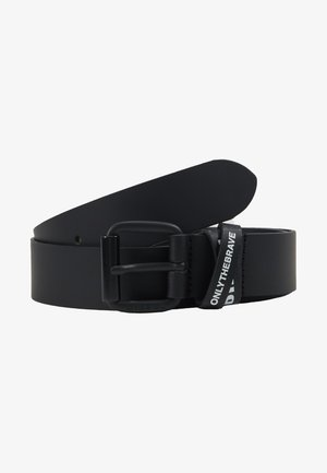 B-CROS - BELT - Cintura - black