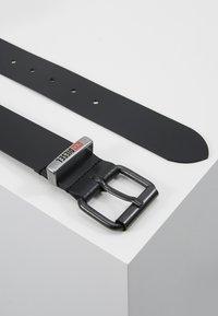Diesel - B-VITO - BELT - Belt - black - 2