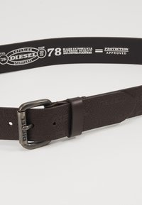 Diesel - B-LIZZY - BELT - Pásek - coffee bean - 2