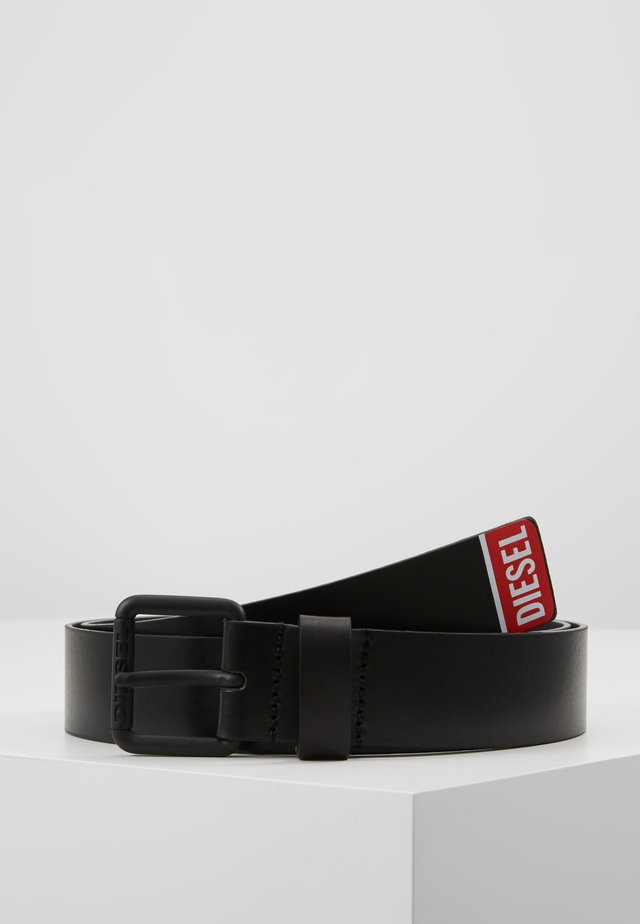 TRED BELT - Riem - black