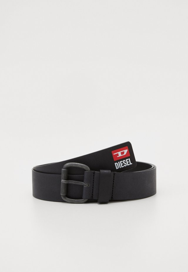 B-DIVISION BELT - Cintura - black