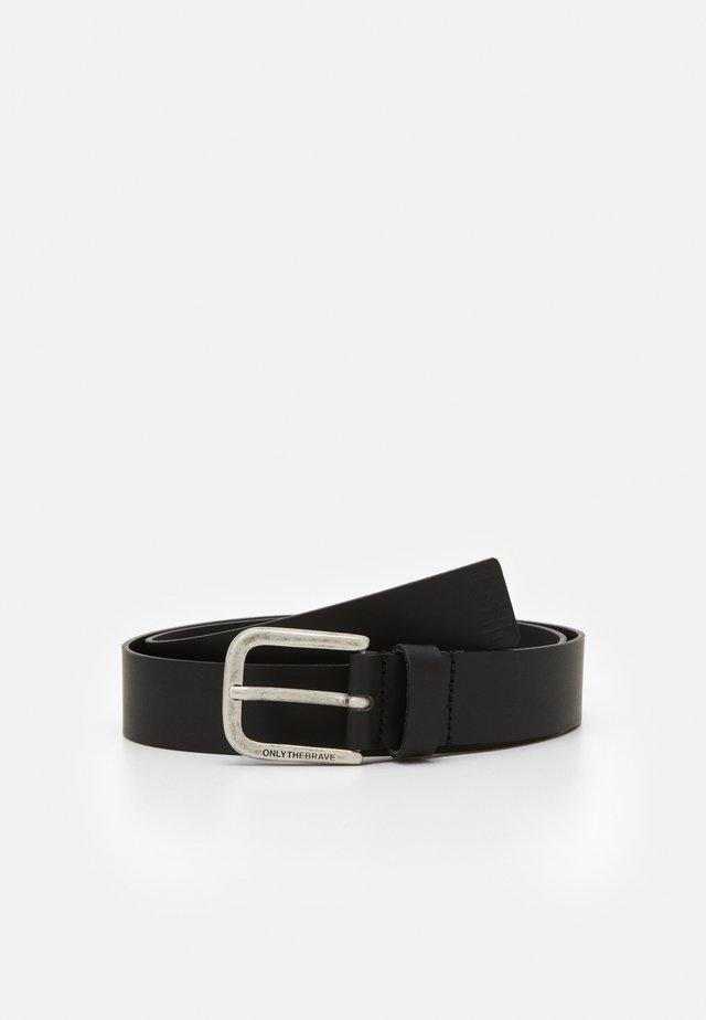 BOLDY BELT - Cintura - black