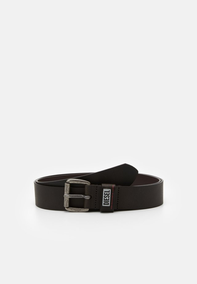 LOGIN BELT - Skärp - brown