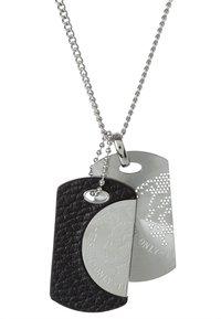 Diesel - Necklace - silber - 2