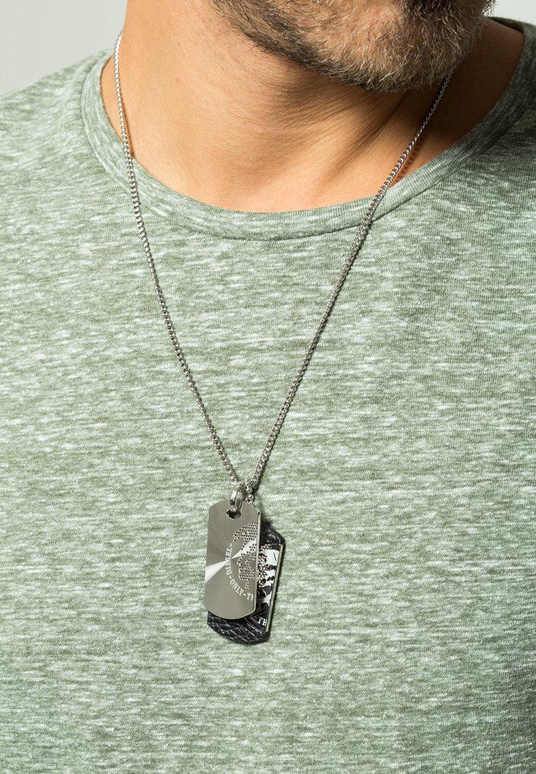 Diesel - Necklace - silber