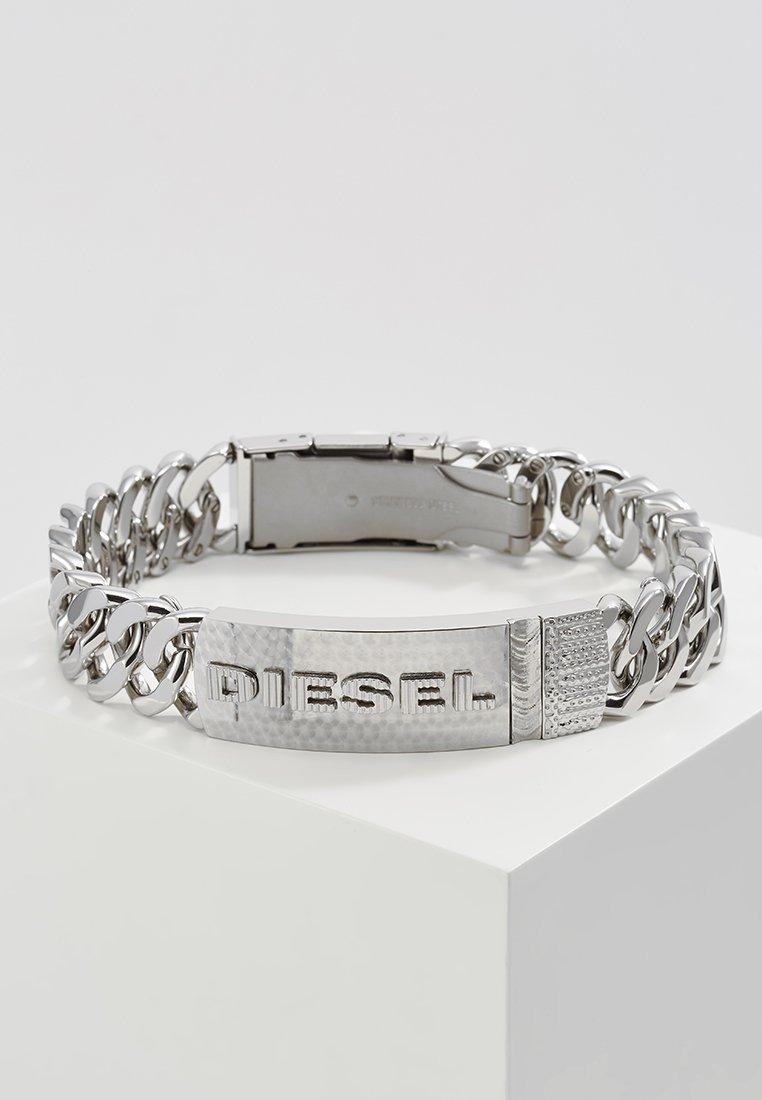 Diesel - Bracelet - Náramek - silver-coloured