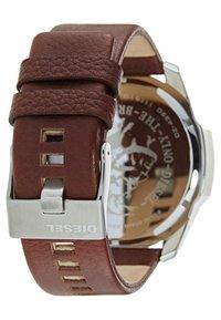 Diesel - Zegarek chronograficzny - dark brown - 2