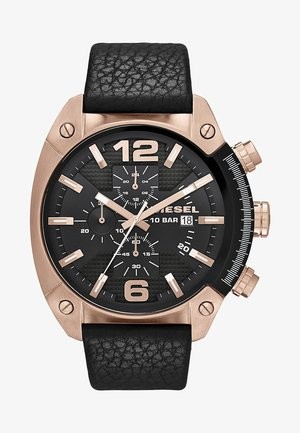 OVERFLOW - Chronograph watch - black