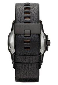Diesel - MASTER CHIEF - Kronografklockor - black - 2