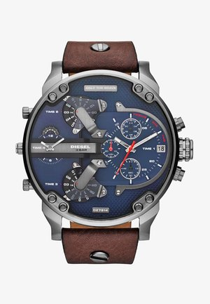 MR DADDY 2.0 - Chronograph watch - dark brown