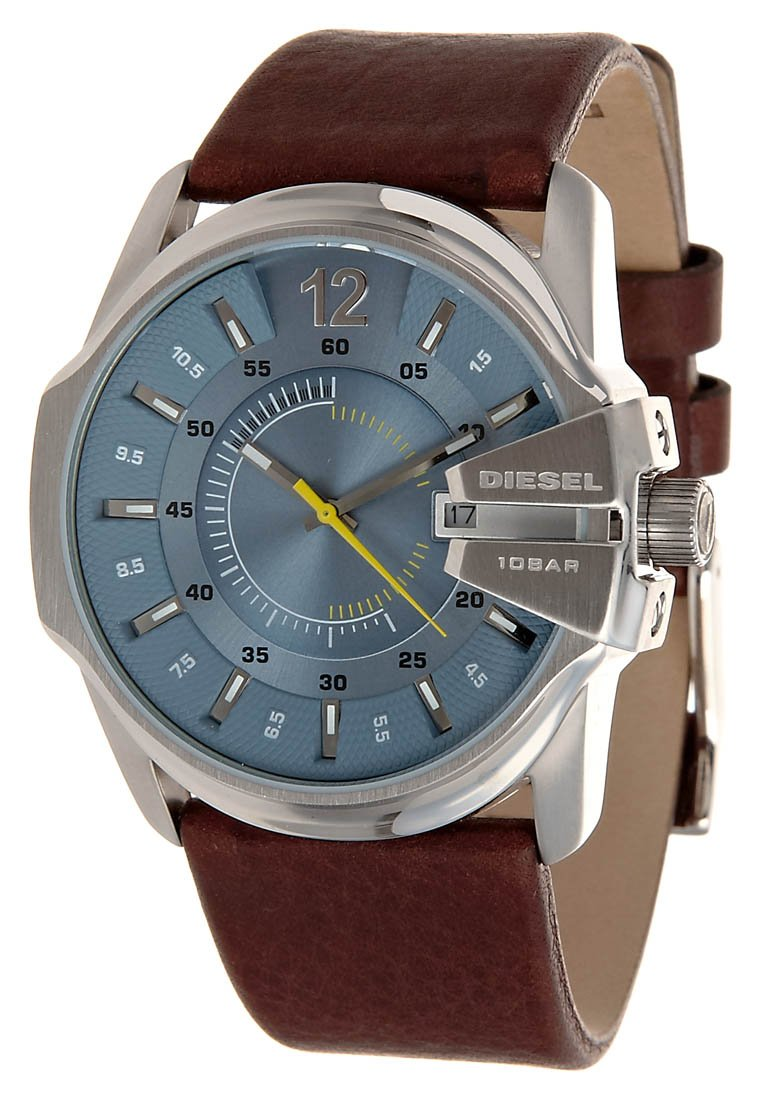 Diesel - Chronograph watch - braun