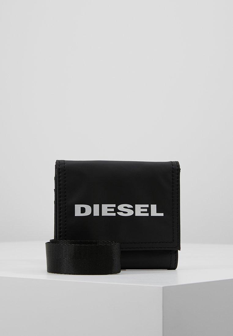 Diesel - BOLDWALLET YOSHINO LOOP WALLET - Lommebok - black