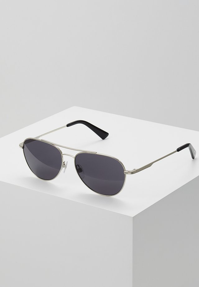 Sonnenbrille - silver/grey