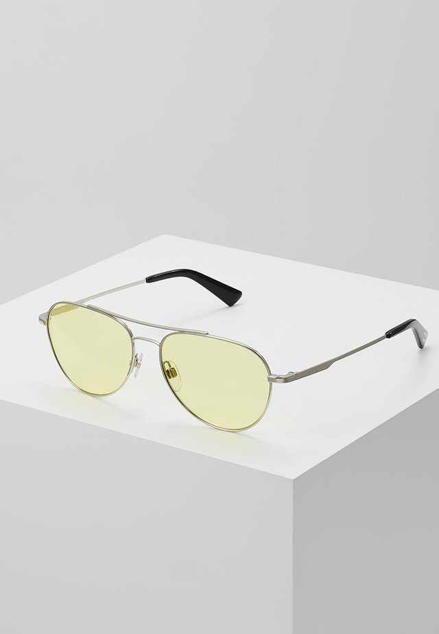 Sunglasses - gold-coloured/yellow