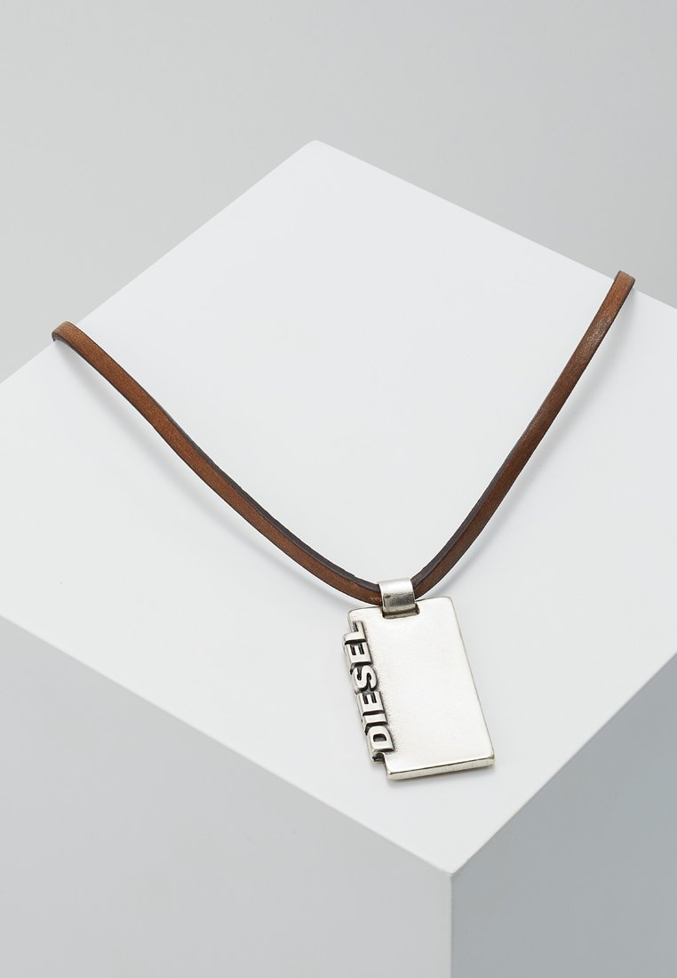 Diesel - A-NECKGOOD - NECKLACE - Collier - braun