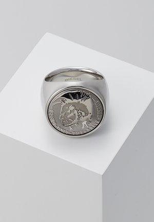 BASIC LOGO USED - Ring - silver-coloured