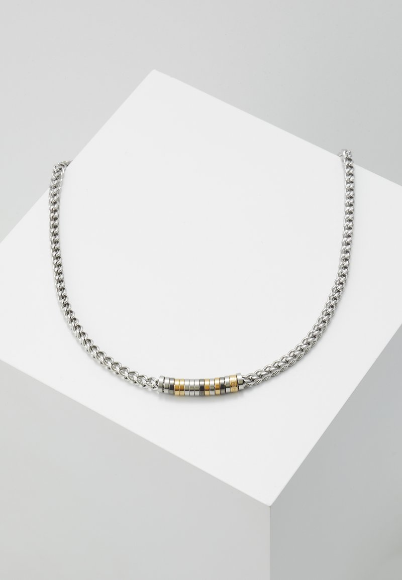 Diesel - Necklace - silver-coloured