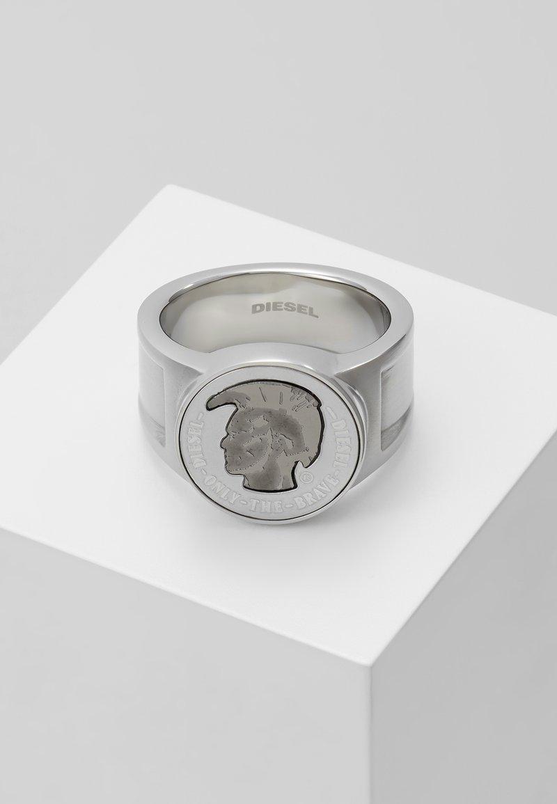Diesel - Ringe - silver-coloured
