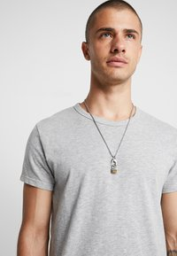 Diesel - SINGLE PENDANT - Collier - silver-coloured - 1