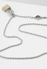 Diesel - SINGLE PENDANT - Collier - silver-coloured
