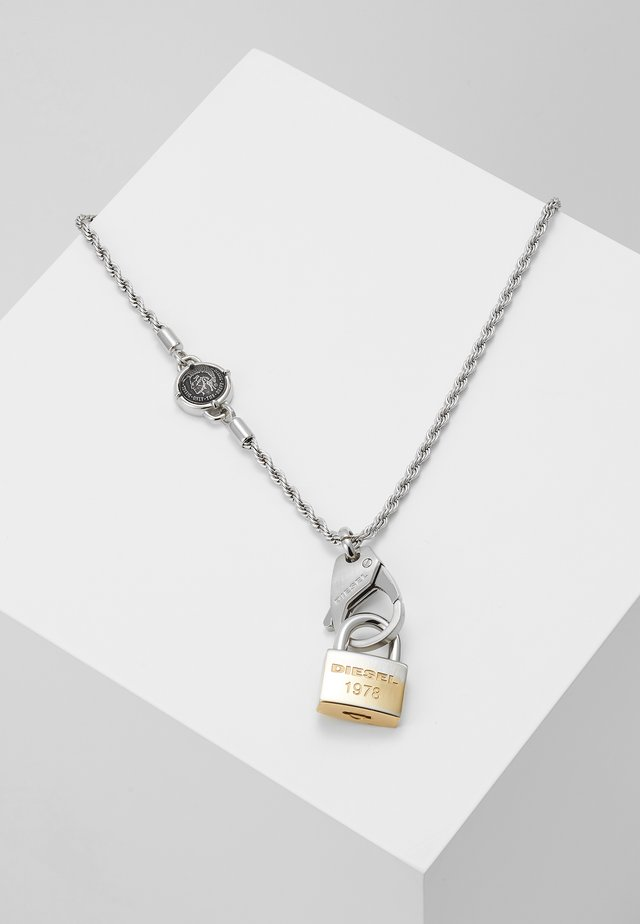 SINGLE PENDANT - Halsband - silver-coloured