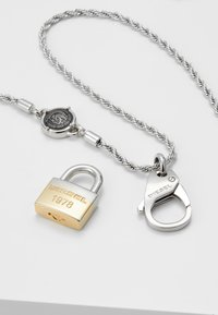 Diesel - SINGLE PENDANT - Collier - silver-coloured - 4