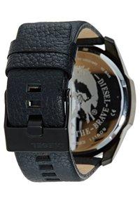 Diesel - LG RD BLK BLK ST - Chronograph watch - schwarz - 2