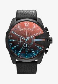 Diesel - LG RD BLK BLK ST - Chronograph watch - schwarz - 1
