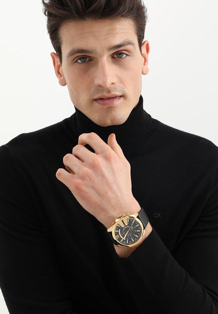Diesel - Chronograph watch - schwarz