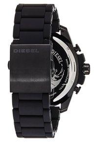 Diesel - MEGA CHIEF - Zegarek chronograficzny - schwarz - 2