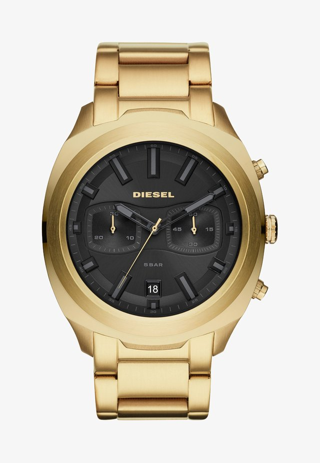 TUMBLER - Chronograph watch - gold-coloured