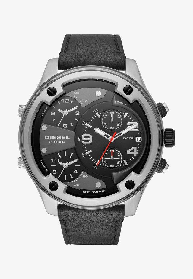BOLTDOWN - Chronograph watch - schwarz