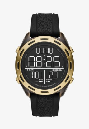 CRUSHER - Digital watch - black