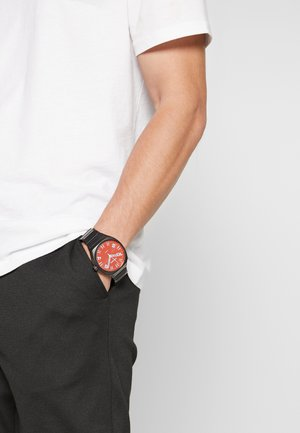 STIGG - Horloge - black