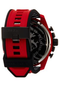 Diesel - MEGA CHIEF - Montre à aiguilles - red/black - 1