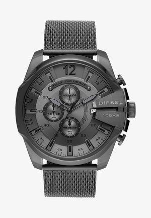 MEGA CHIEF - Chronograph watch - gunmetal