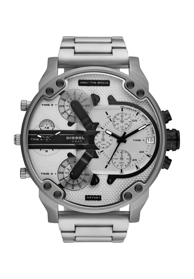 Kronograf - silver