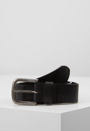 BASEX CINTURA - Gürtel - black